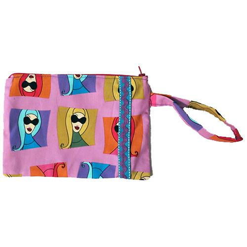 Wristlet Chic Chicks Square